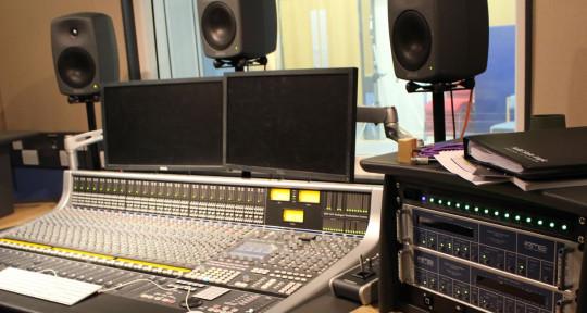 Mixing & Sound Design - Barney Kass