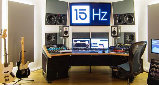 Photo of 15Hz-Mastering