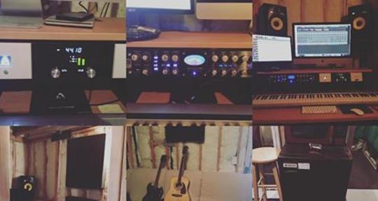 Recording, Mixing & Mastering - Chris Harley (Studio T3ATL)
