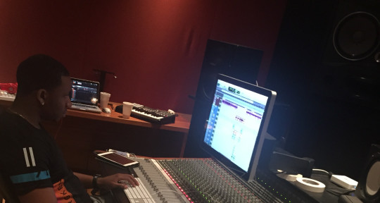 Producer/Engineer - Isaiah Myles