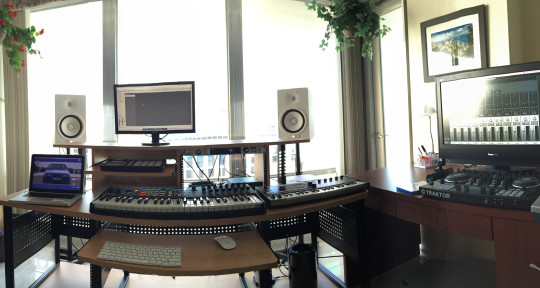 Music producer, Sound engineer - Mark John