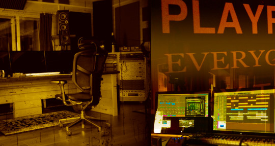 Tracking and Mixing - The Playroom @ MJS Music