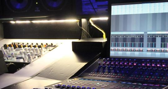 Recording Studio - AG STUDIOS ROMA
