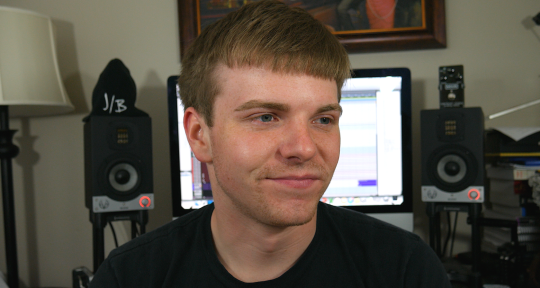Mixing Eng. Mastering Eng. - Brandon Shaw