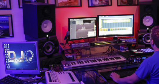 Affordable, Quality Recording - DJ Goodnight Recording Studios