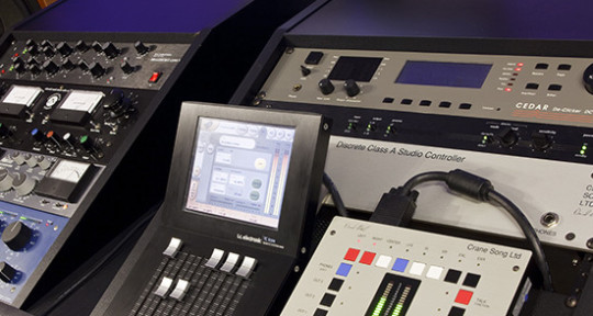 Hi-End Audio Mastering Studio - Hiltongrove Mastering