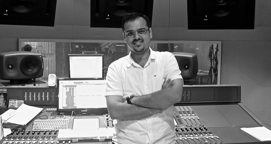 Mixing and Mastering Engineer. - Dipesh Sharma AKA DSB