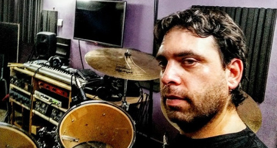 Session Drummer - Boris
