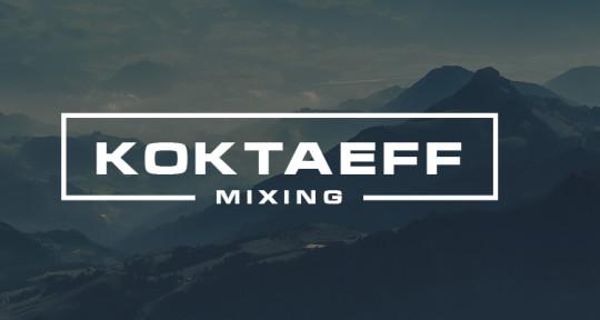 Mixing engineer - Koktaeff