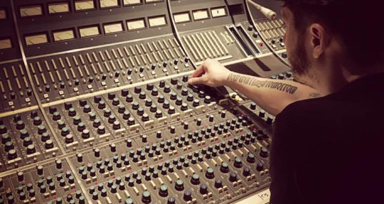 I create and record music - Adam Tilzer
