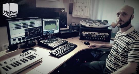 mix & master, record label - Dirty Drop mix & mastering