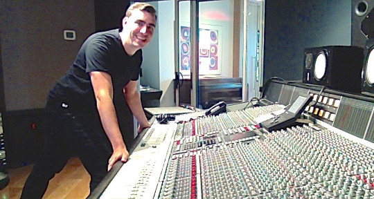 Audio Engineer, Mix and Record - Kevin O'Leary