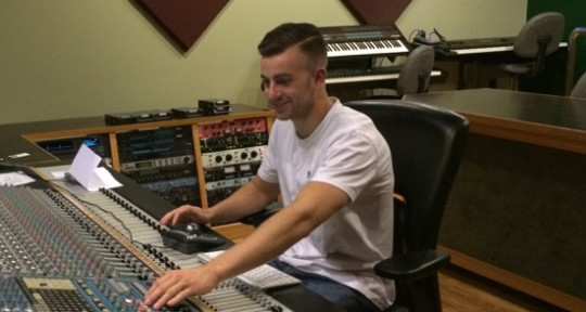 Record, Produce, Mix, Master  - Forrest Mistler Audio Engineer