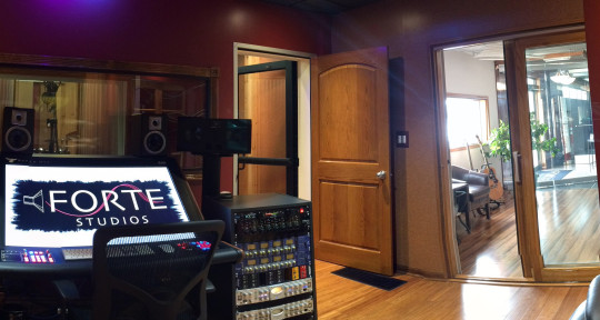 Recording, Mixing, Producer - Forte Studios