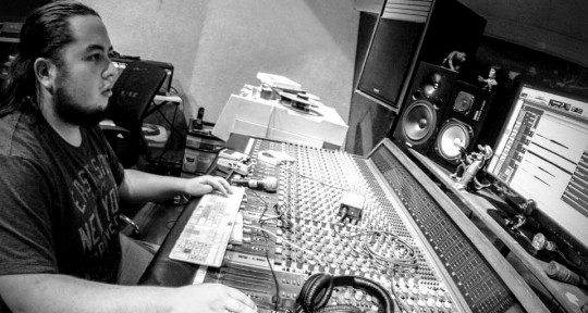 Recording, Mixing & Editing - Éric Yoshino