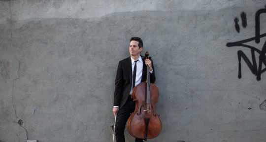 Cellist, Arranger, Producer - Noah Hoffeld