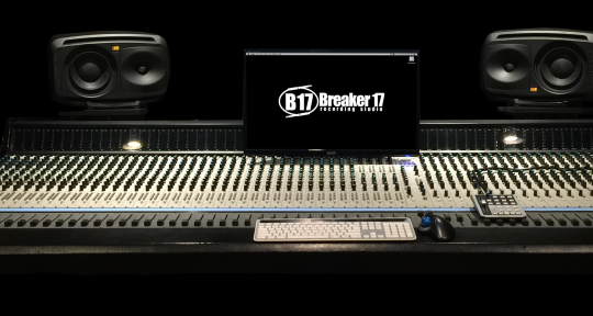 Recording Studio & Mixing - Breaker 17 Studio