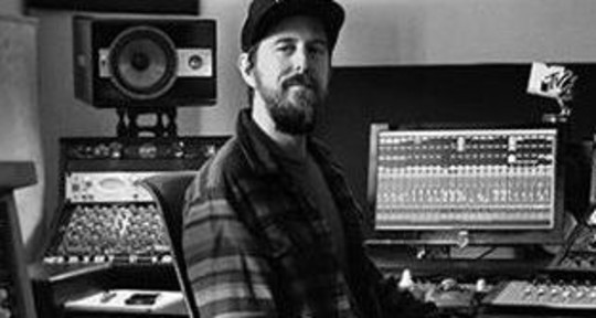 Photo of Chris Hesse / The Lighthouse Recording