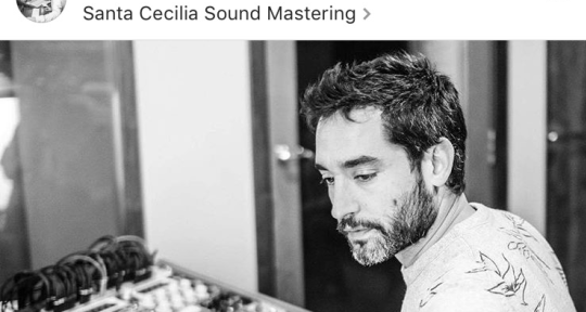 Award winning Mixing & Mastering Engineer - Brian iele (SCS Mastering)