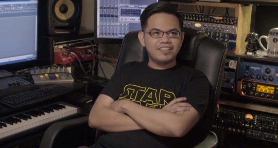 Music Arranger & Engineer - Jad Bantug