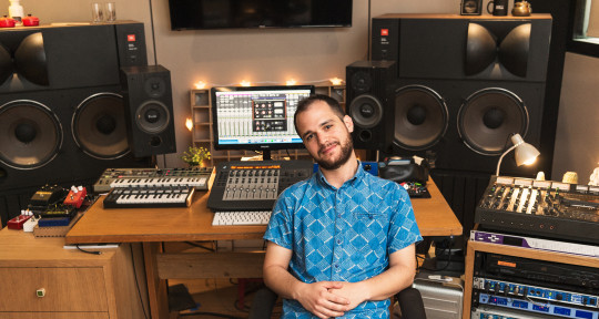 Mixing engineer - Noam Levinberg