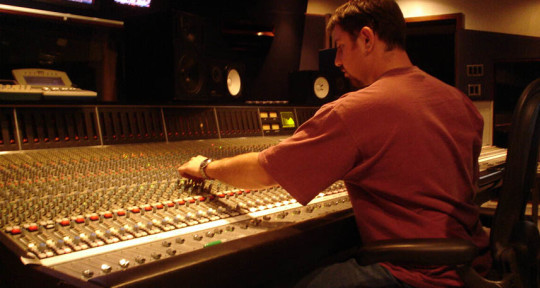 Mixer, Producer, Engineer - Jeff Kanan