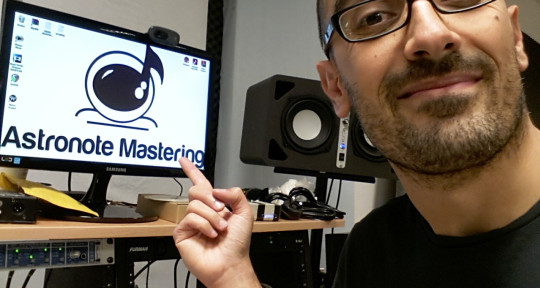Pro Mixing, Mastering, Editing - Astronote Mastering