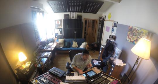 Mastering, Mixing, Recording. - Yoram Vazan