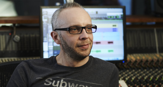 Producer / Mixer / Engineer - Stefan Boman