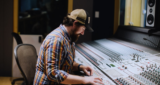 Recording Engineer, Mixer - Chris Jackson