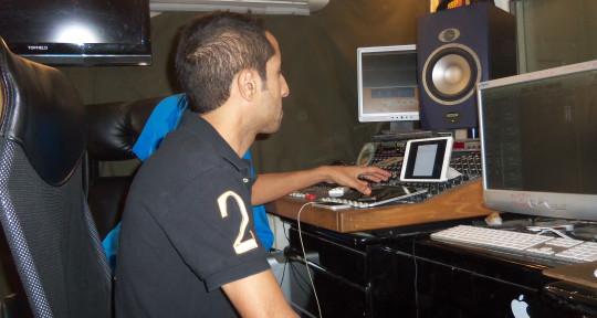 Remixing, Beat Making, Trumpet - Ran Algov