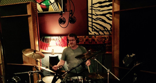 Session Drummer - Bill McCarthy