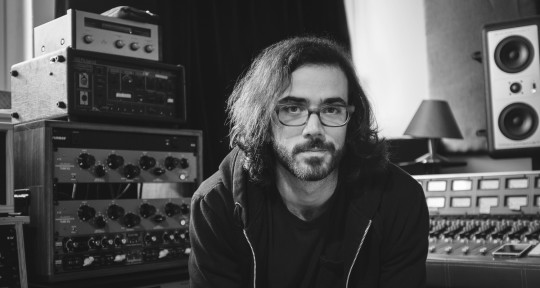 Engineer / Producer / Drummer - Jonathan Smith