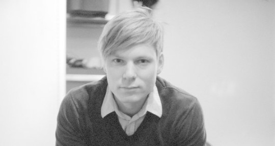 Photo of Kristofer Göransson