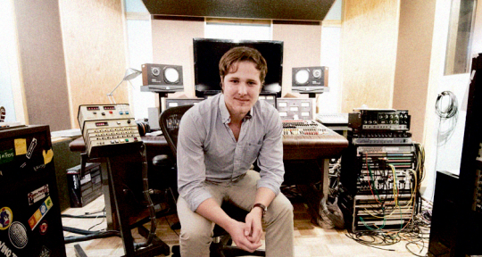 Record Producer and Engineer - Ben Treimer