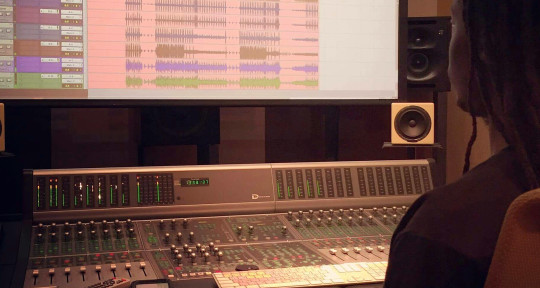 Audio Engineer, Music Producer - Aurel Baker