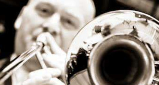 Session Trombonist, Composer - Kevin Morgan