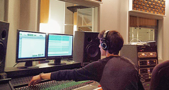 Audio Engineering - Terren Waranis