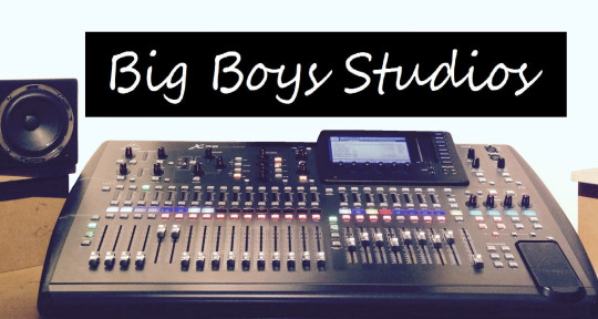 Recording Studio - Big Boys Studios