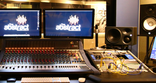 Creative Recording Environment - Abstract Recording Studios