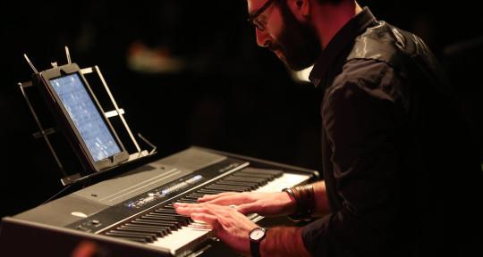 Pianist, Keyboardist, Arranger - Giuseppe Seccia