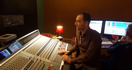 Remote Produce, Compose, Mix - Serkan Serin