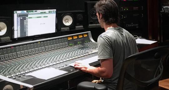 Producer,Writer,Mix Engineer - XANDER