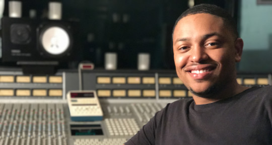 Mixing Engineer - Jeff Jackson | Mix