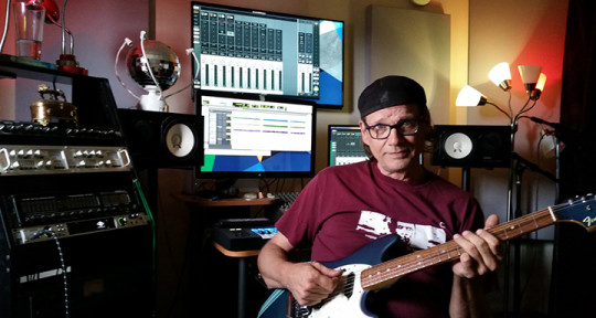Sound Engineer, Music and Post - Joe Romersa SHADOW BOX STUDIO