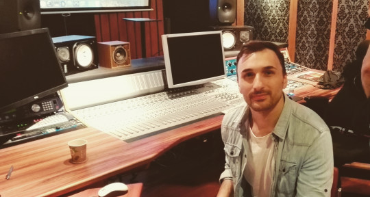 Mixing Engineer - Erdinc