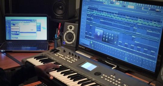 Christian Recording Studio - Gudfella Studios