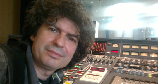 Sound Engineer, Music Producer - FabrizioArgiolas