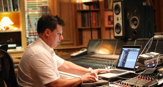 Music producer,audio engineer - Dejan Radicevic