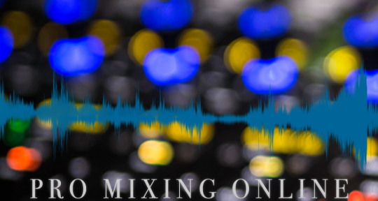 Photo of Pro Mixing Online